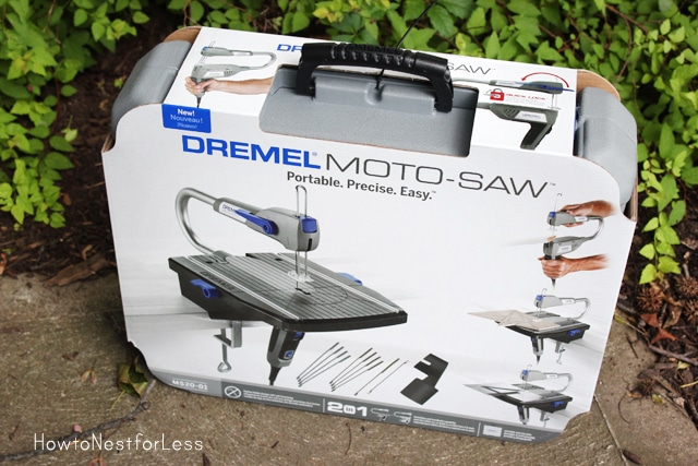 dremel moto saw project