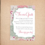 guest bathroom free printable