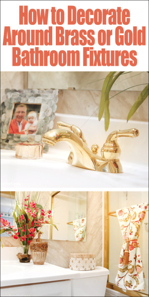 hall-GOLD bathroom-makeover