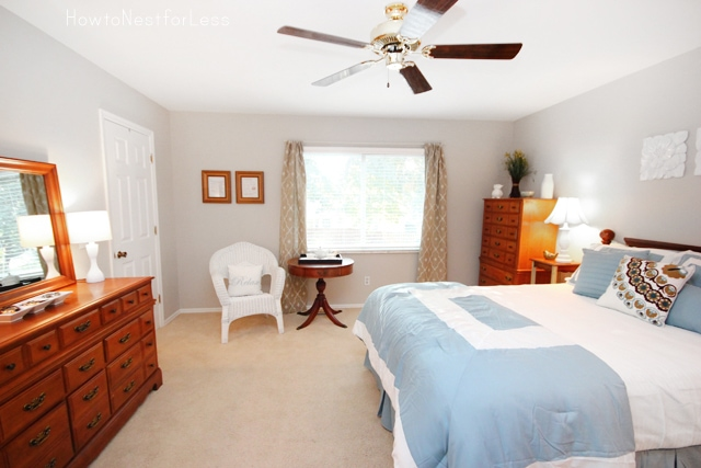 Guest Bedroom Makeover How To Nest For Less