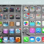 new iphone ios 7 screenshots home screen