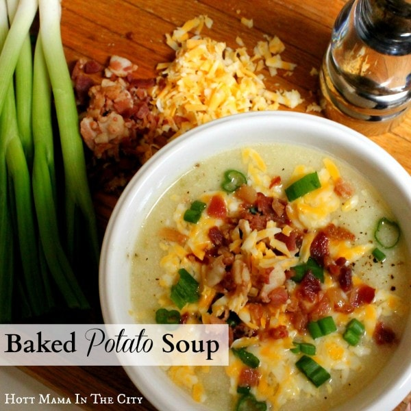 baked potato soup recipe 2