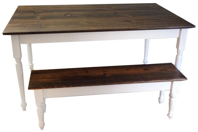 Ezekiel And Stearns Farmhouse Bench Giveaway How To