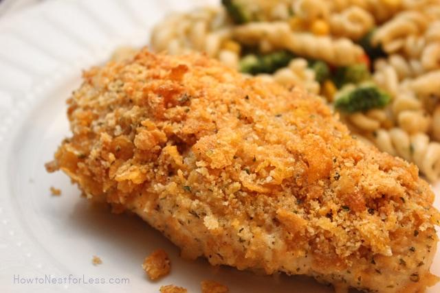 flaky ranch chicken recipe