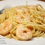 garlic butter shrimp scampi