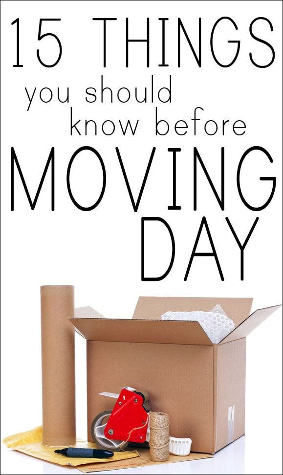 things to know before moving