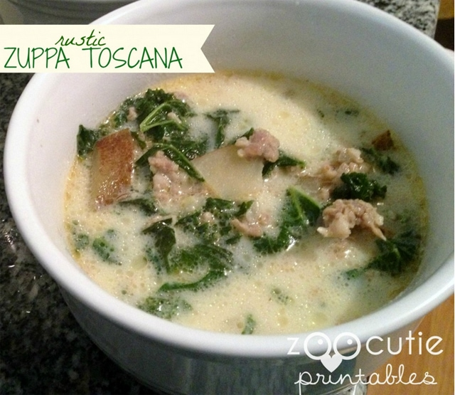 Zuppa Toscana Recipes Dishmaps