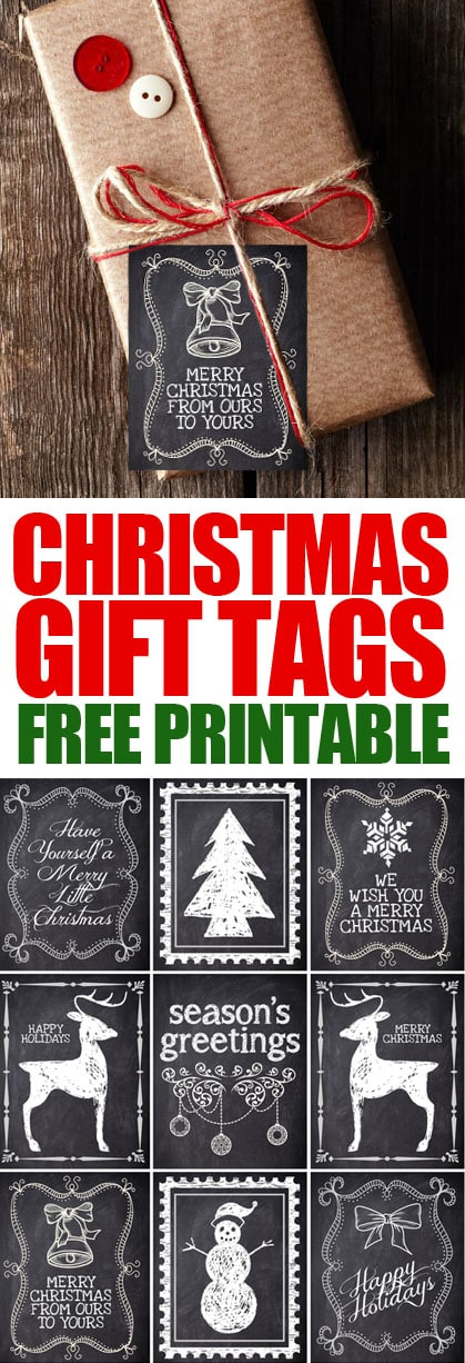 photograph regarding Free Printable Chalkboard Labels identify Xmas Chalkboard Labels cost-free printable - How in the direction of Nest