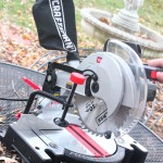 Craftsman Compound Miter Saw GIVEAWAY!