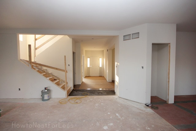 home entry foyer