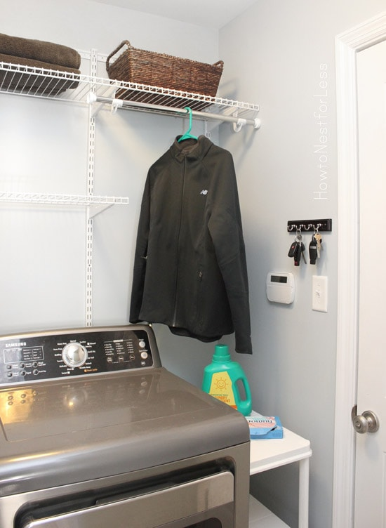 makeover laundry room