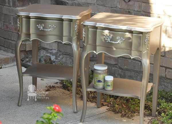 metallic-french-nightstands