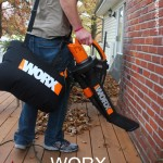 Worx Blower/Vac/Mulcher GIVEAWAY!