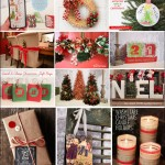 15 Crafts from Christmas Past