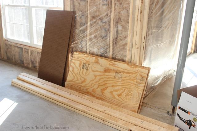 basement workshop bench ace hardware