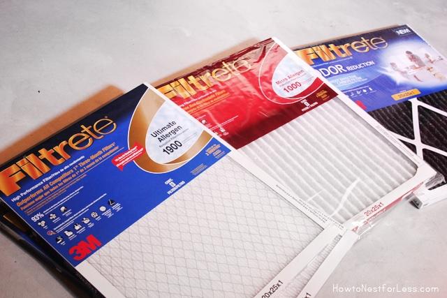 filtrete filter system