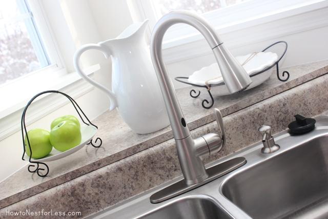 motionsense moen kitchen faucet