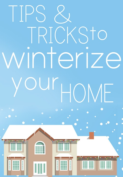 Tips for Winterizing Your Home  The Balance