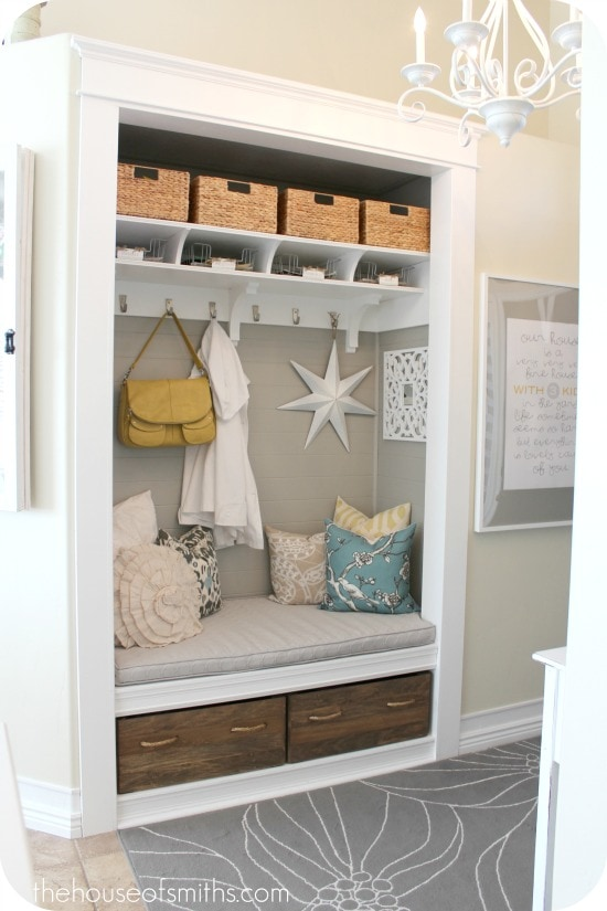 Foyer Closet Jewelry : Home organization projects to a happier how