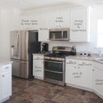 kitchen cabinet organization cooking