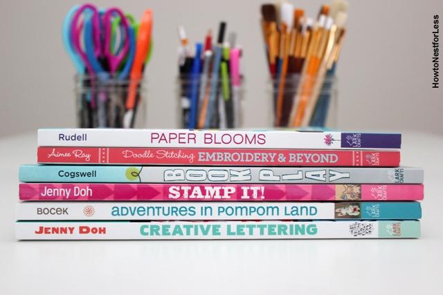 Craft Book GIVEAWAY!