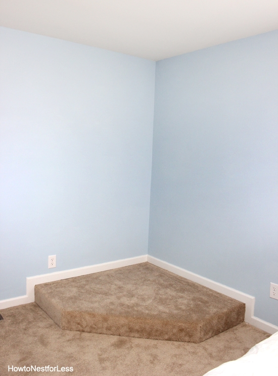 carpet kids bedroom stage