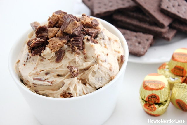 Reese's Chocolate Peanut Butter Dip