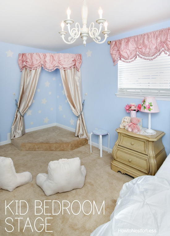 Creating A Kids Bedroom Stage How To Nest For Less