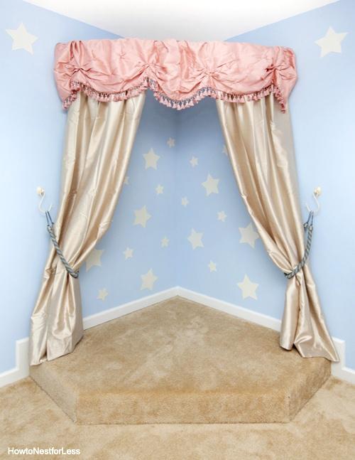 kid bedroom stage