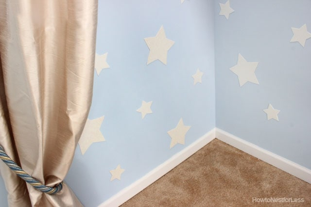 Good DIY glitter wall decals make your own wall decals