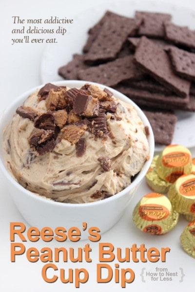 reeses peanut butter dip recipe