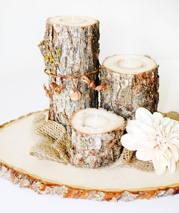 Rustic Centerpieces : Diy centerpiece ideas how to nest for less™