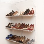 Master Closet Shoe Organization + $100 Ace Hardware GIVEAWAY!