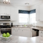 diy kitchen valance