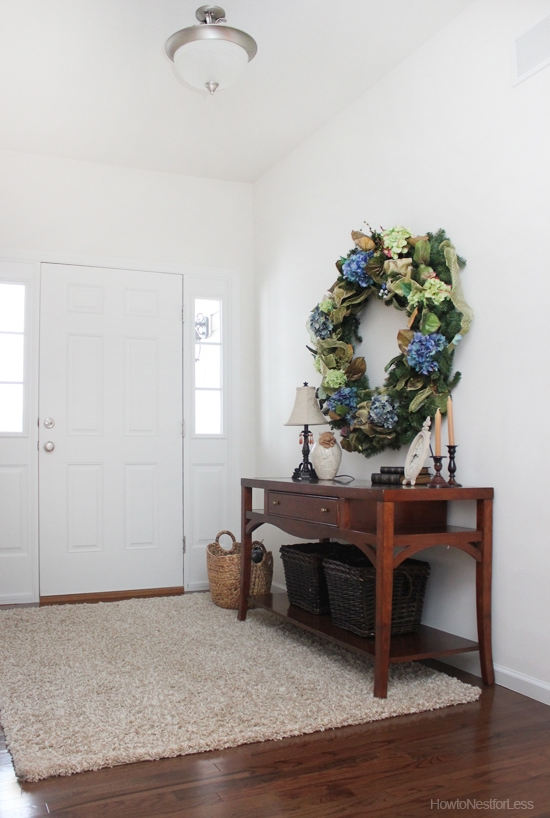 home entry makeover