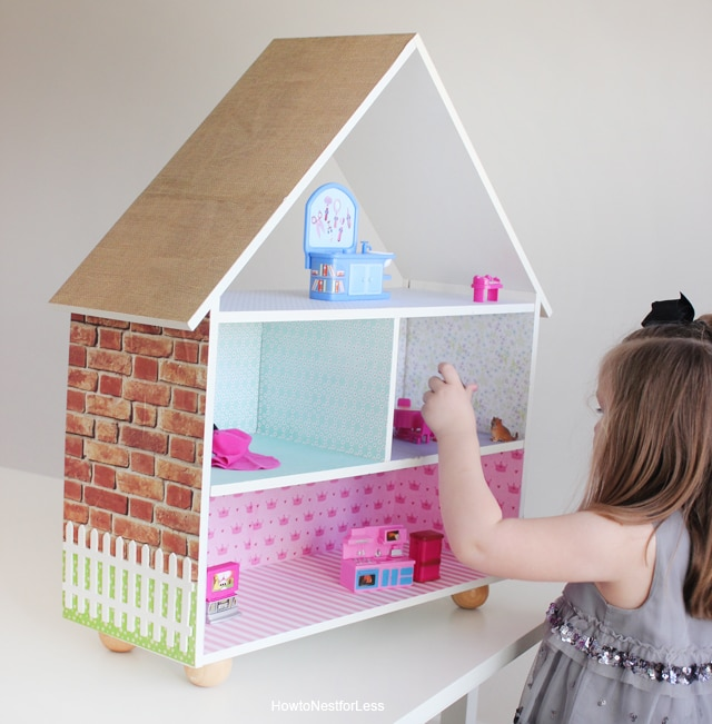 Upgrading the House… well, Dollhouse.