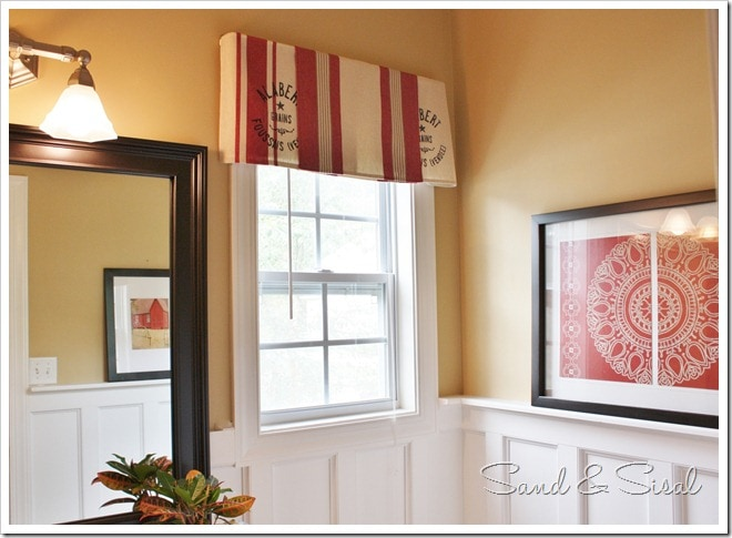 make roman shade from mini blinds images