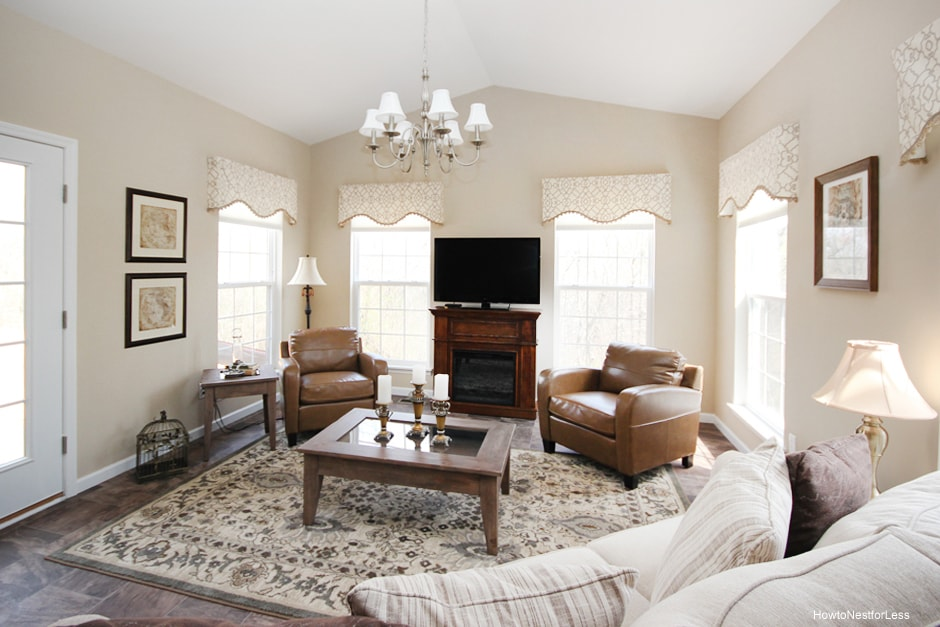 hearth room makeover reveal