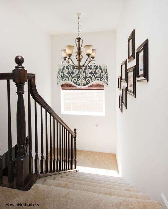 Staircase Photo Gallery Wall + My Photo Printing Saga