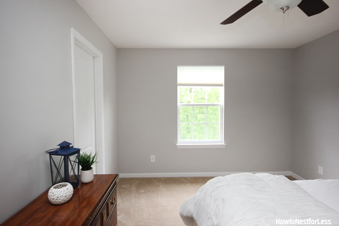 Guest Bedroom Paint + Progress - How to Nest for Less™