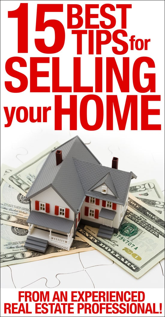 My Best Tips for Selling Your Home Fast - How to Nest for Less™ Tips For Selling Your Home on staging your home, selling a home, buying your home, unique ways to stage your home,