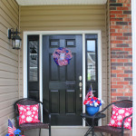 Memorial Day Front Porch Makeover