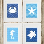 beach creatures free printables