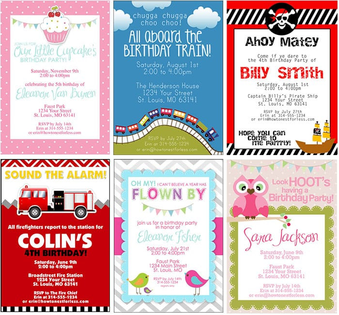 birthday free printables
