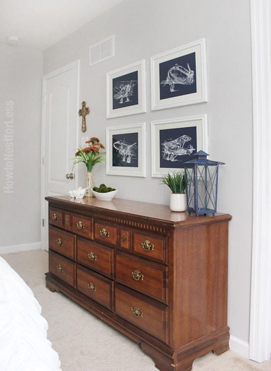 guest bedroom airplane bedroom