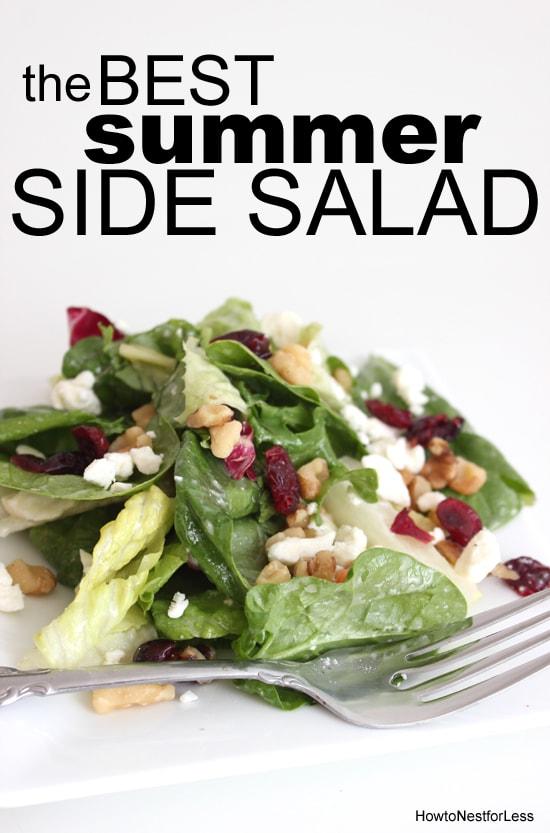 the best summer side salad