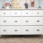 white sauder craft room dresser