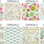 Craft Room Curtain Fabric Options