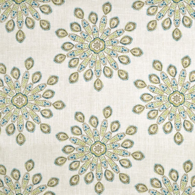 Suburban Home Pavo Aquadisiac Fabric