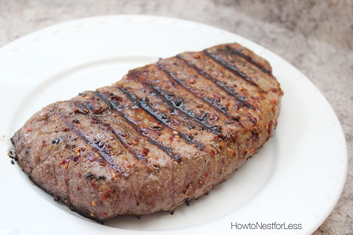southwest grilled steak